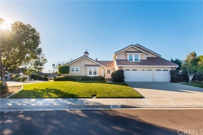 4205 Grey Stone Drive, Yorba Linda, CA 92886 - MLS#: PW19002024