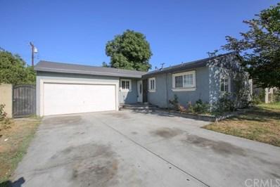 118 N Bircher Street, Anaheim, CA 92801 - MLS#: PW19002056