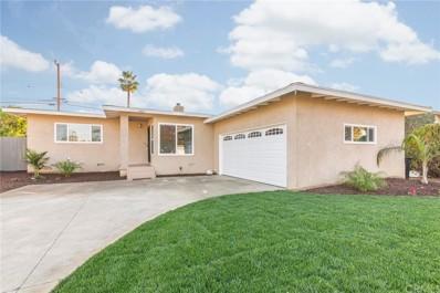 406 W Hill Avenue, Fullerton, CA 92832 - MLS#: PW19002748