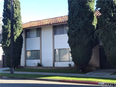 1119 N Spurgeon Street UNIT 6, Santa Ana, CA 92701 - MLS#: PW19002962