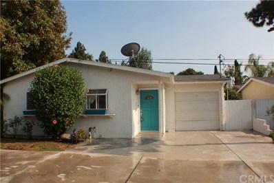 374 N Parker Street, Orange, CA 92868 - MLS#: PW19003151