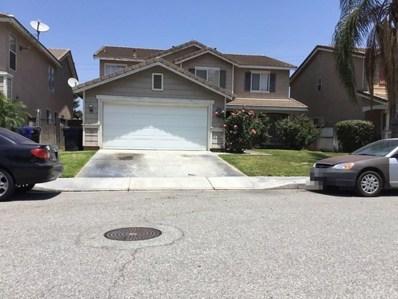 16994 Loma Vista Court, Fontana, CA 92337 - MLS#: PW19004121