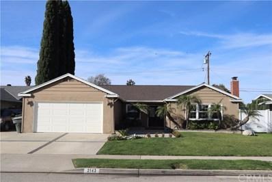 2143 McCormack Lane, Placentia, CA 92870 - MLS#: PW19004225