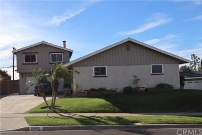16692 Orange Drive, Yorba Linda, CA 92886 - MLS#: PW19004501