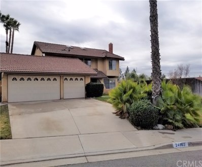 24063 Orange Creek Circle, Moreno Valley, CA 92557 - MLS#: PW19004766