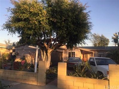1819 S Golden West Avenue, Santa Ana, CA 92704 - MLS#: PW19004837