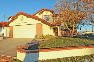 13240 Oak Dell Street, Moreno Valley, CA 92553 - MLS#: PW19005013