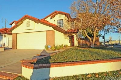 13240 Oak Dell Street, Moreno Valley, CA 92553 - MLS#: PW19005013