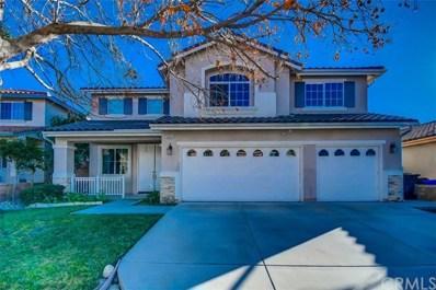 16429 Landmark Drive, Fontana, CA 92336 - MLS#: PW19005034