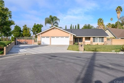 5406 Richfield Place, Yorba Linda, CA 92886 - MLS#: PW19005345