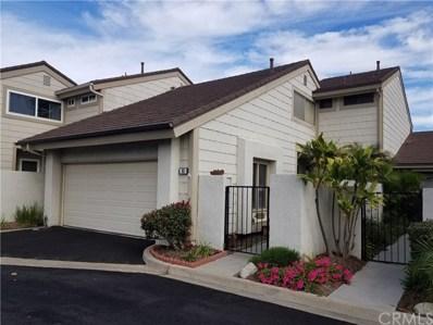 83 Sandpiper UNIT 12, Irvine, CA 92604 - MLS#: PW19005683