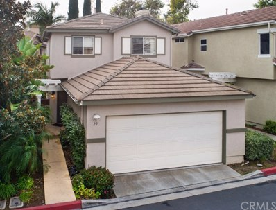 22 Amador Way, Aliso Viejo, CA 92656 - MLS#: PW19006355