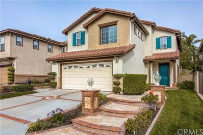 8677 E Sunnywalk Lane, Anaheim Hills, CA 92808 - MLS#: PW19006515