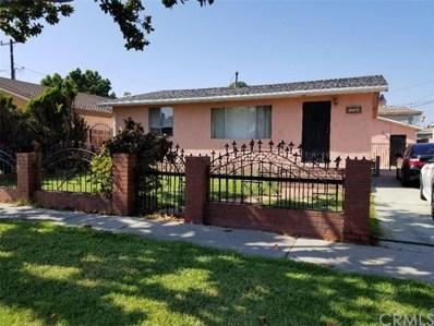 4549 W 147th Street, Lawndale, CA 90260 - MLS#: PW19006638