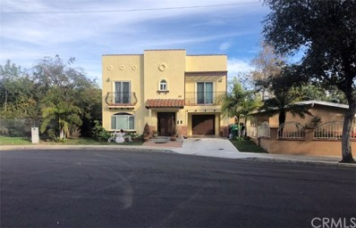 711 Eastside Avenue, Santa Ana, CA 92701 - MLS#: PW19006860
