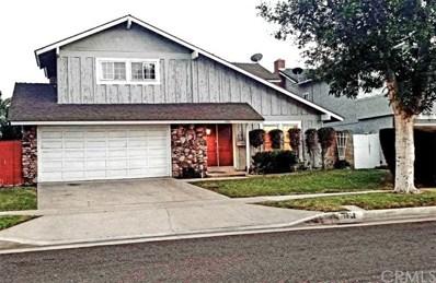 1832 N Holbrook Street, Anaheim, CA 92807 - MLS#: PW19007689