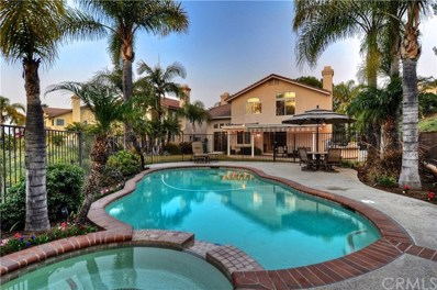 1061 S Patrick Way, Anaheim Hills, CA 92808 - MLS#: PW19007943