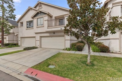 3418 E Lambeth Court UNIT E, Orange, CA 92869 - MLS#: PW19008112