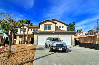 25160 Bronze Drive, Moreno Valley, CA 92557 - MLS#: PW19009219