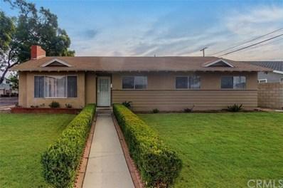 1118 W Woodcrest Ave, Fullerton, CA 92833 - MLS#: PW19009232