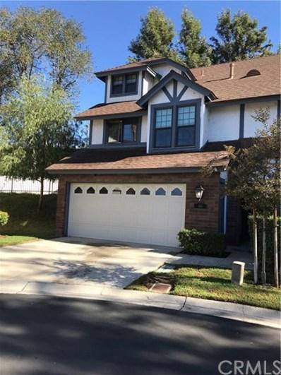 916 S Rim Crest Drive UNIT 20, Anaheim Hills, CA 92807 - MLS#: PW19009456