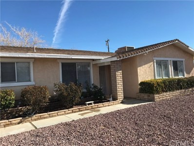 13787 Cree Road, Apple Valley, CA 92307 - #: PW19010302
