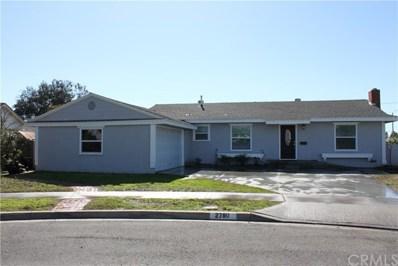 2780 W Stanley Place, Anaheim, CA 92801 - MLS#: PW19010620