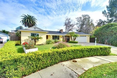 402 W Park Lane, Santa Ana, CA 92706 - MLS#: PW19010805