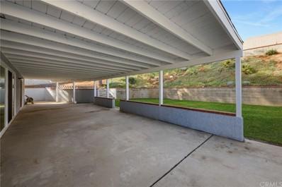 2398 Manzanita Road, Corona, CA 92882 - MLS#: PW19011128