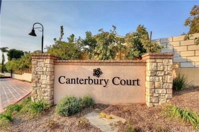 3821 Honeysuckle Lane, Yorba Linda, CA 92886 - MLS#: PW19011424