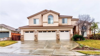 36335 Canyon Terrace Drive, Yucaipa, CA 92399 - MLS#: PW19011527