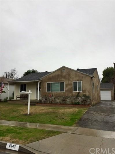 4943 Fidler Avenue, Lakewood, CA 90712 - MLS#: PW19011684