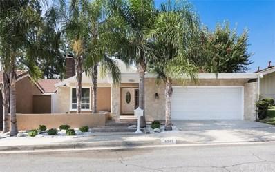 6543 E Via Arboles, Anaheim Hills, CA 92807 - MLS#: PW19011832