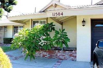 11504 Toerge Drive, La Mirada, CA 90638 - MLS#: PW19011923