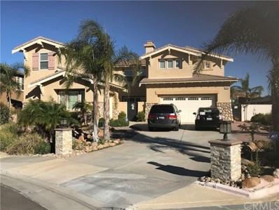 16904 Ridge Cliff Drive, Riverside, CA 92503 - MLS#: PW19015653