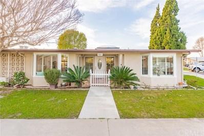 13321 Fairfield Lane 182G UNIT 182G, Seal Beach, CA 90740 - MLS#: PW19015787