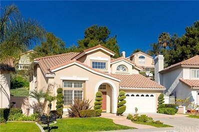 26665 Corsica Road, Mission Viejo, CA 92692 - MLS#: PW19018096