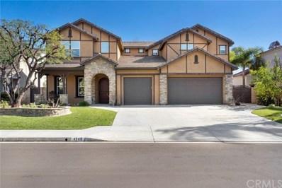 4546 Peach Tree Lane, Yorba Linda, CA 92886 - MLS#: PW19018323