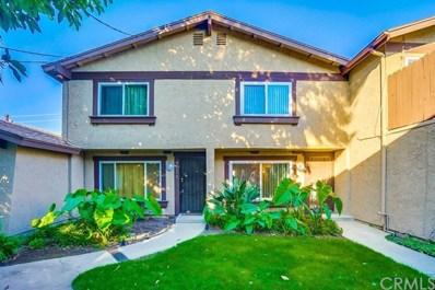 8605 Elburg Street UNIT C, Paramount, CA 90723 - MLS#: PW19018594