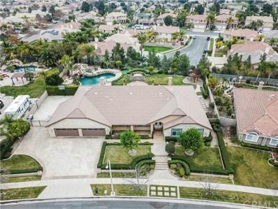 933 Alexandra Drive, Corona, CA 92881 - MLS#: PW19019081
