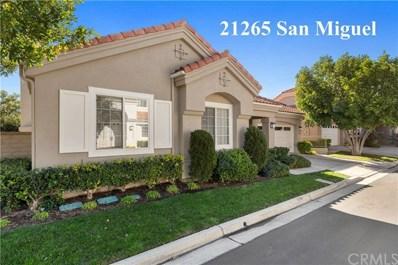 21265 San Miguel, Mission Viejo, CA 92692 - MLS#: PW19020356