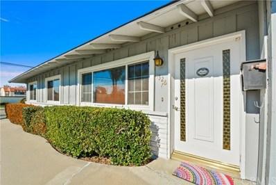 1326 N Placentia Avenue, Fullerton, CA 92831 - MLS#: PW19020358