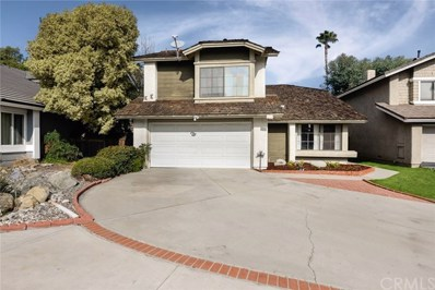 1713 Harvest Lane, Brea, CA 92821 - MLS#: PW19022118