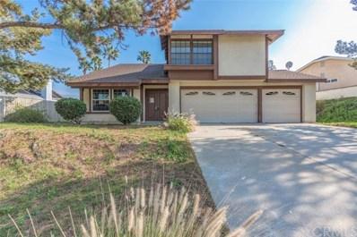 8230 Whispering Tree Drive, Riverside, CA 92509 - MLS#: PW19022953