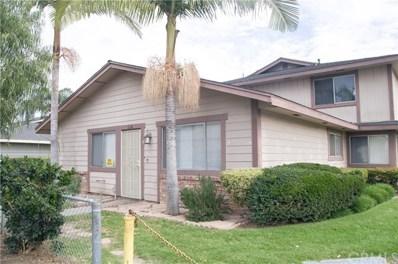 1114 S Mantle Lane UNIT 41A, Santa Ana, CA 92705 - MLS#: PW19023199