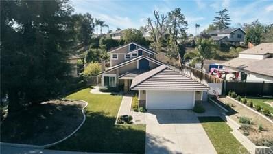 15480 Duke Avenue, Chino Hills, CA 91709 - MLS#: PW19023838