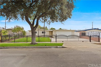 514 Griffith Place, Santa Ana, CA 92707 - MLS#: PW19024607
