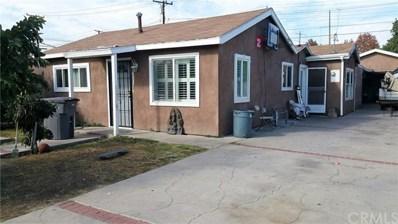 813 E Lincoln Street, Carson, CA 90745 - MLS#: PW19026385