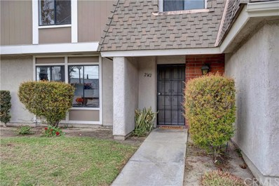 2142 W York Circle, Anaheim, CA 92804 - MLS#: PW19026620