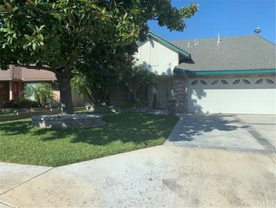 2523 E Riles Circle, Anaheim, CA 92806 - MLS#: PW19026972
